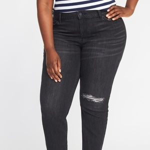 High-Rise The Plus-Size Power Jean, a.k.a.